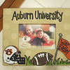 Wooden Auburn frame for Jules to keep or gift
