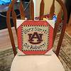 Auburn canvas for Jules to keep or gift (I already have this)
