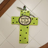 Ceramic cross - for Jules to keep or gift