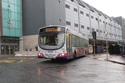 69291 as 43s now serve Edinburgh Bus Station.  Toilets!!!!!