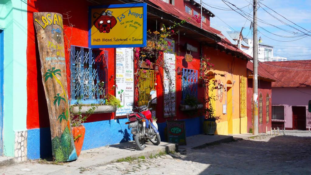 Flores , Peten, Guatemala