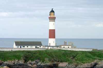 Buchan Ness Lighthouse, Boddam, Peterhead