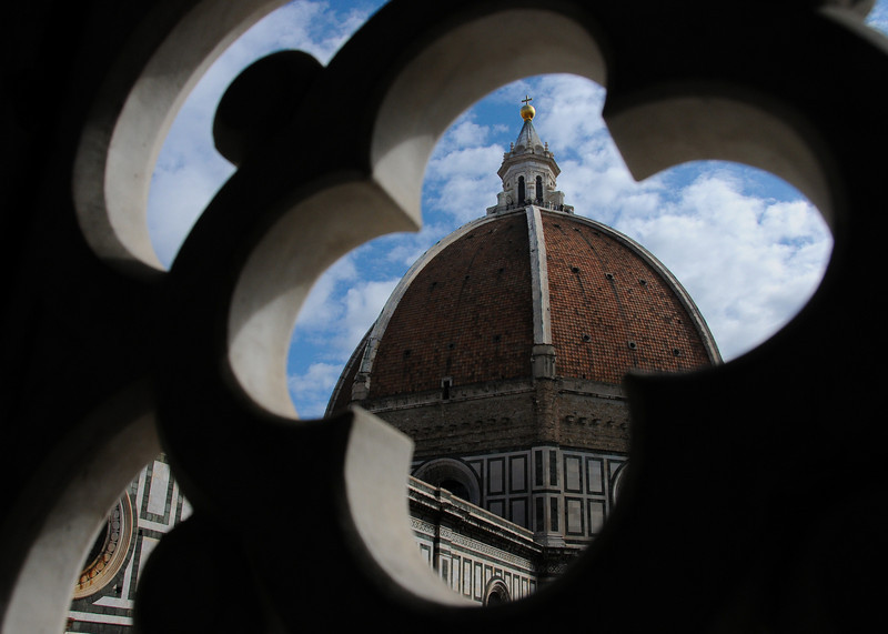 The Duomo from the campanile