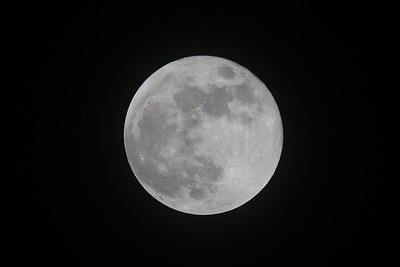 Super Moon 31st January 2018