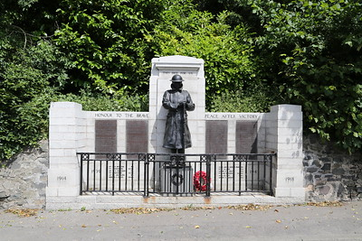 Walkerburn War Memorial