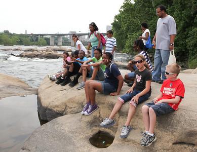VCA 4th Grade Field Trip 2012-13