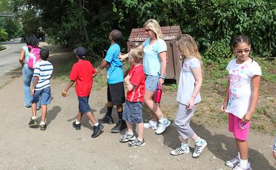 VCA 4th Grade Field Trip 2012-1