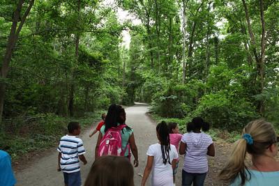 VCA 4th Grade Field Trip 2012-10