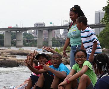 VCA 4th Grade Field Trip 2012-14