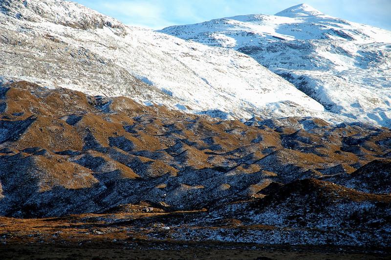 Glacial deposits, Torridon