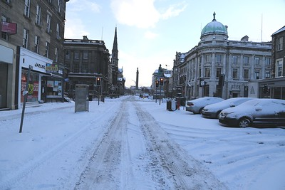 George Street eastwards