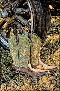Boots on the Prairie