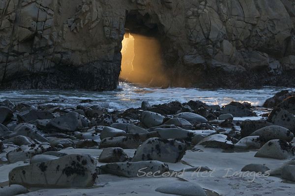 The Hole - Big Sur, CA