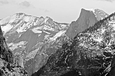 Half Dome - Yosemite, CA