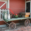 Wagon at the Depot-Stuhr Museum