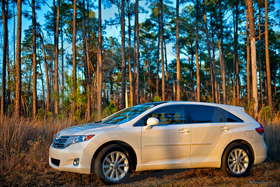 Venza looks stylish in the city or the country.  Oh what a feeling!!  When you think Toyota, think Allen Toyota.