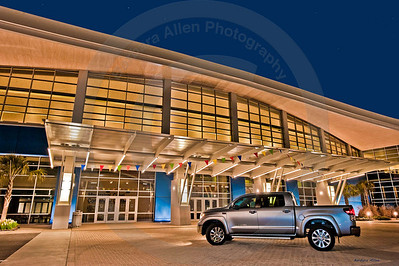 Ride in style to your next event whether it be rodeo, concert or Ball.  The Convention Center and Coliseum have it all and so does Allen Toyota.