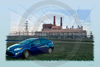 Prius does Mississippi Power Co.  One produces energy, one saves it!   When you think Toyota, think Allen Toyota.