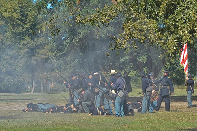 The beginning of the end for the Union Army.