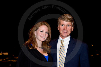 Brooke and Congressman Gene Taylor