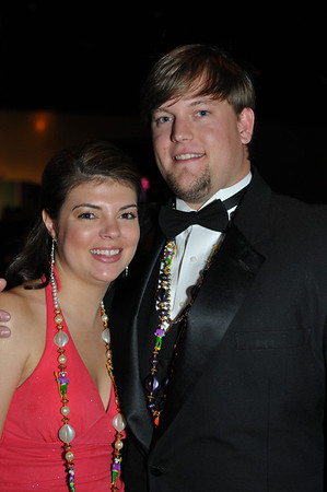 Jonathan and date at the Ball