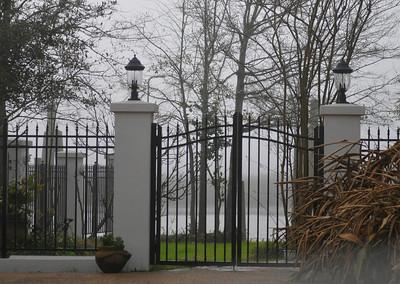 Gate to the Bayou.