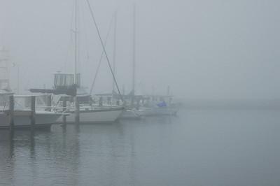 The Long Beach Harbor