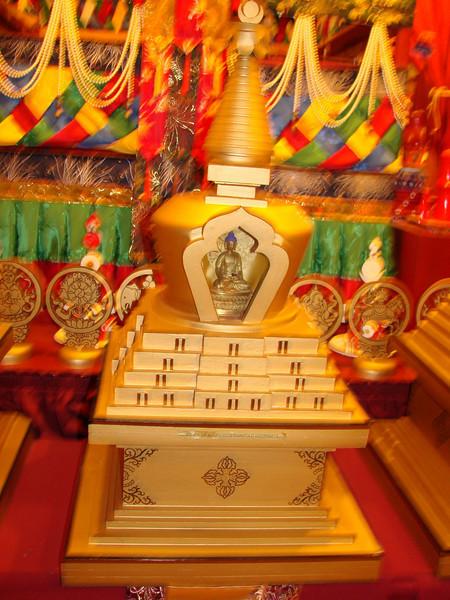 Auspicious Manifold Doorways Stupa