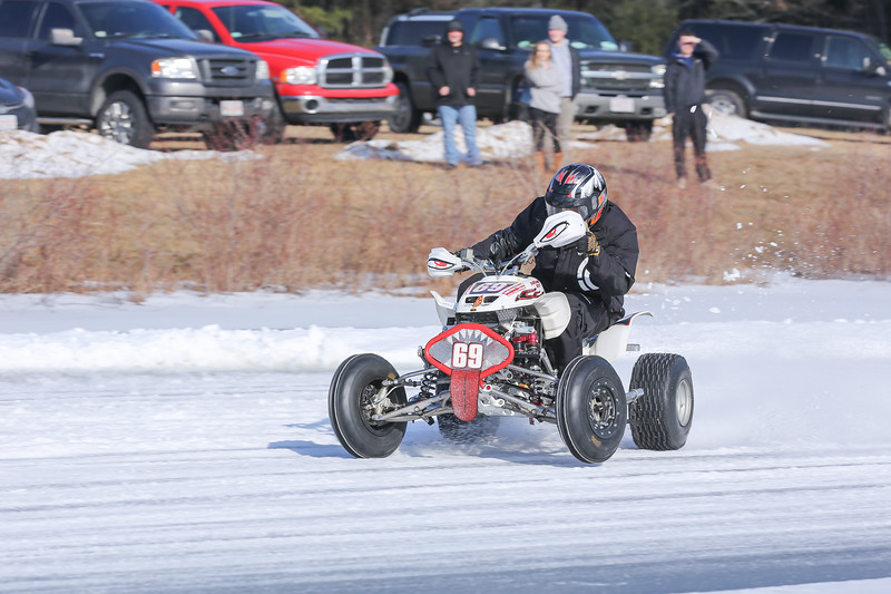 Sturbridge Ice Race 2018