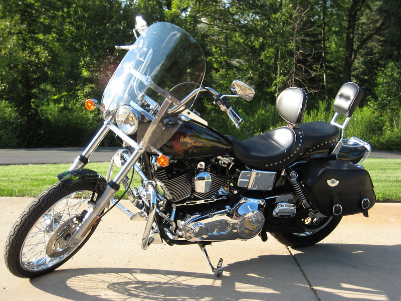 Jeff's statement- 2002 Dyna Wide Glide