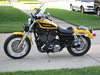 Richard's beast- 2006 Sportster 1200 Roadster.