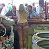 Barmaid Behind