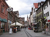 Downtown Tauberbischofsheim.