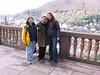 Mom, me and Marlene in Heidelberg
