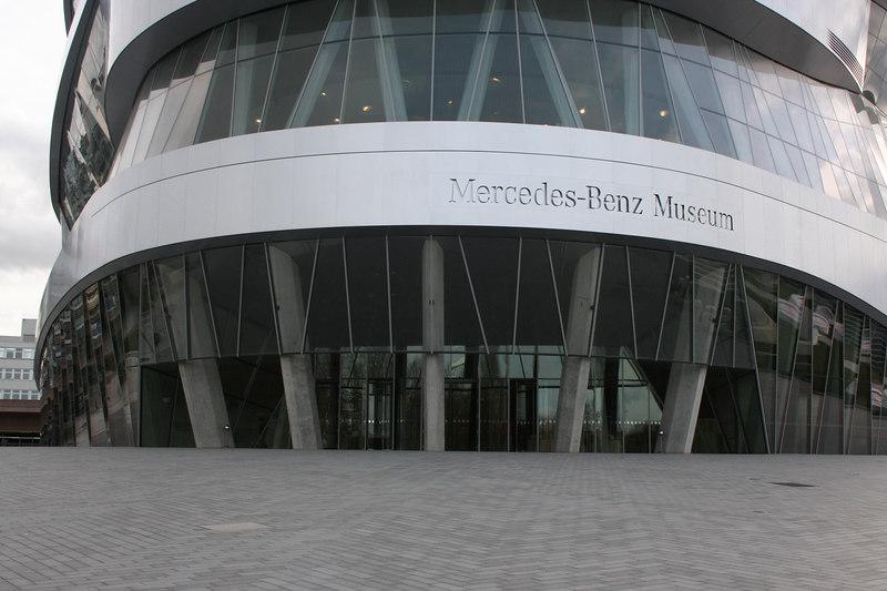 Mercedes Museum, Stuttgart
