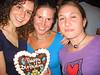 Buon compleanno Erika!<br /> <br /> Erika, Me, and Fra at Frühlingsfest