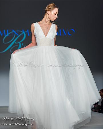 Style Fashion Week 2/2018   Carmen Marc Valvo Bridal