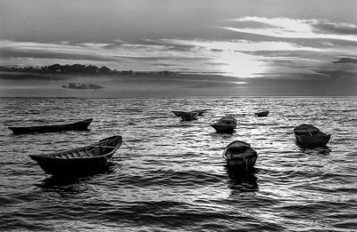 Lembongan Island Sunset