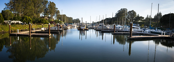 Santa Cruz Harbor