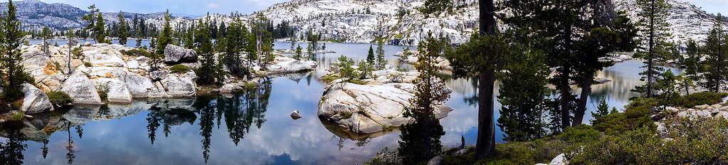 Yosemite Mountain Lake