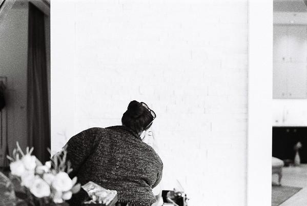 Grey Pearl Bride | Kristen Kay Photography-002
