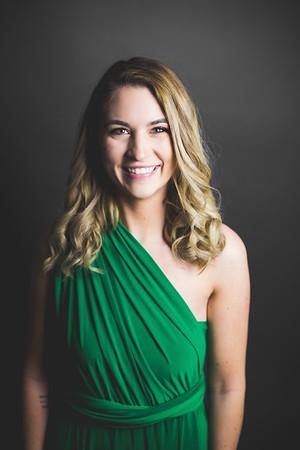 Green Dress 001 - Nicole Marie Photography