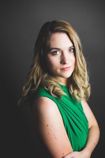 Green Dress 007 - Nicole Marie Photography