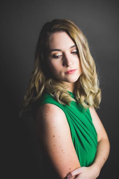 Green Dress 005 - Nicole Marie Photography