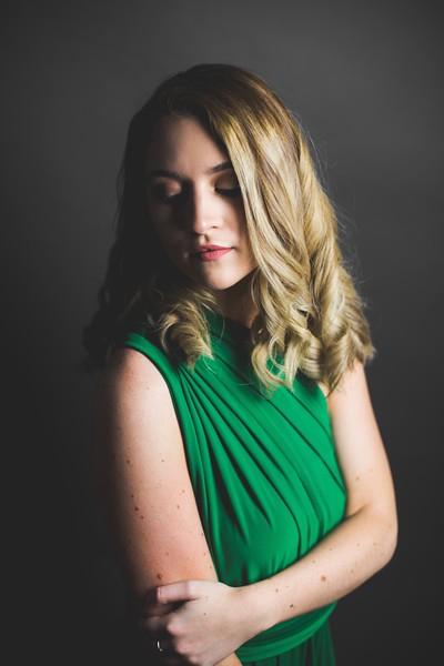 Green Dress 003 - Nicole Marie Photography