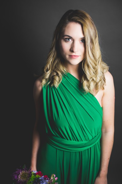 Green Dress 010 - Nicole Marie Photography
