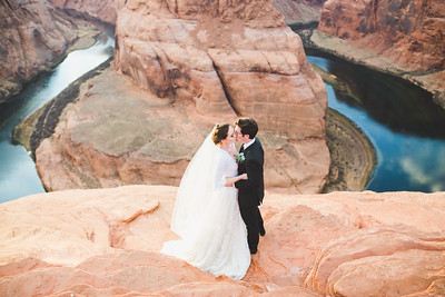 Horseshoe Bend - Elopement