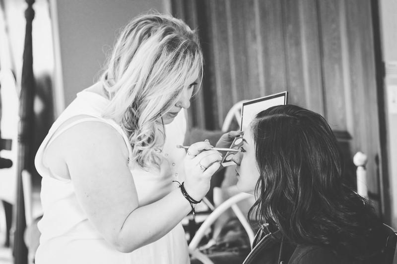 Summit Bridal 02bw | Nicole Marie Photography