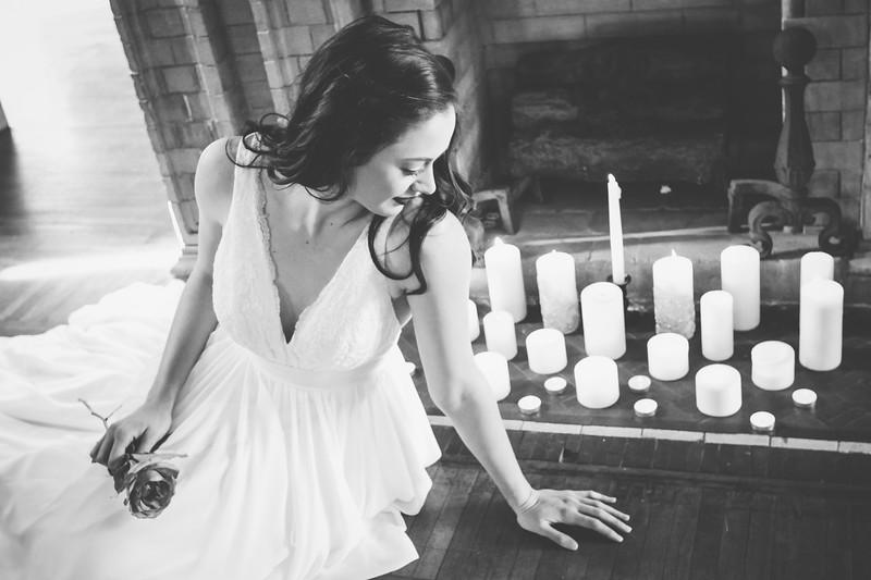 Summit Bridal 12bw | Nicole Marie Photography