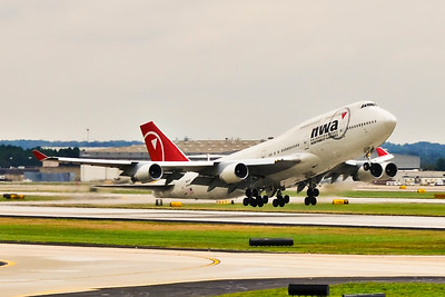 Northwest 747